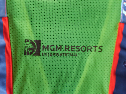 1st print order with MGM Resorts