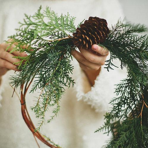 Winter Wreath Workshop - Sunday 20th June