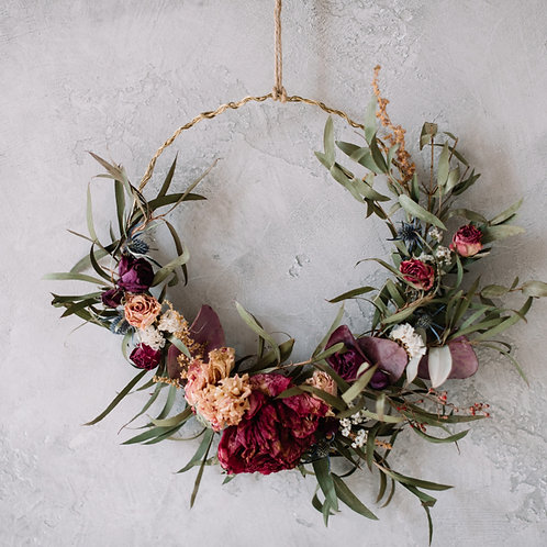 Wreath Workshop - Sunday 19th December