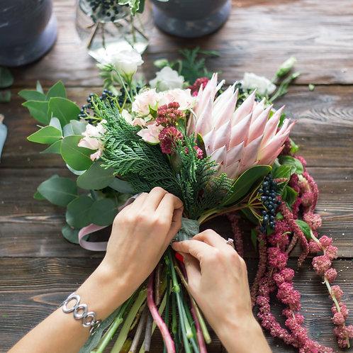 Spring Florals Workshop - 5th September