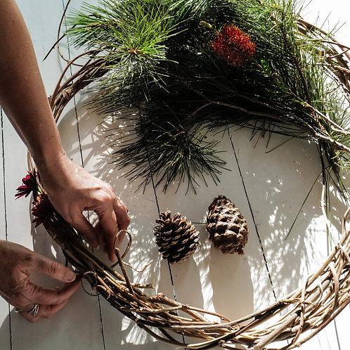 Wreath-Making Workshop - Saturday 5th December