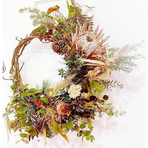 Wild + Beautiful Wreaths - Sunday 25th July
