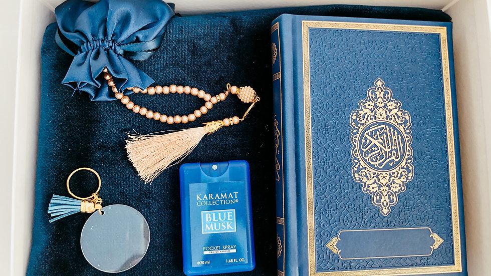 Pack Muslim Blue