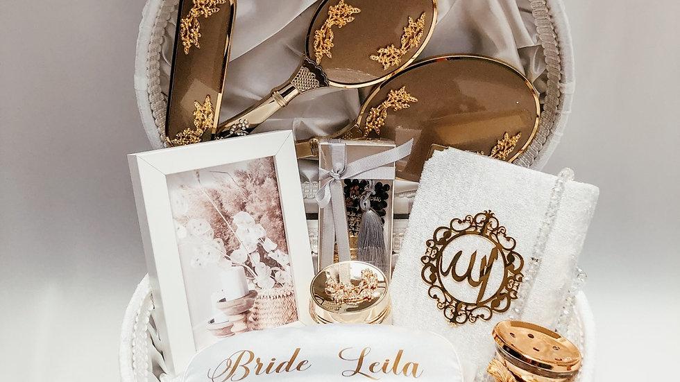 Set maletines novia