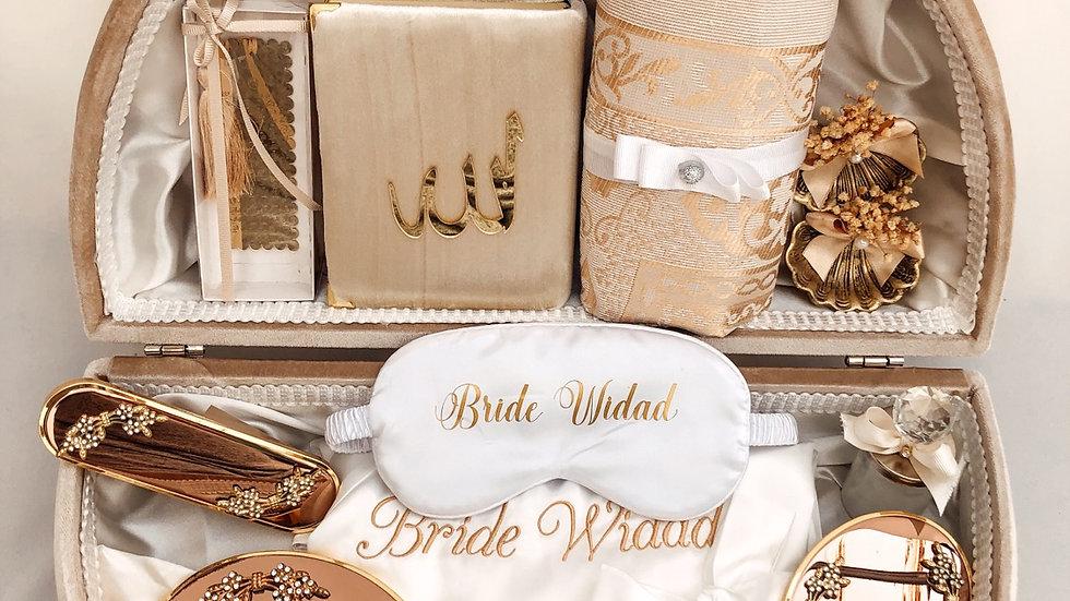 Maletín Bride Gold