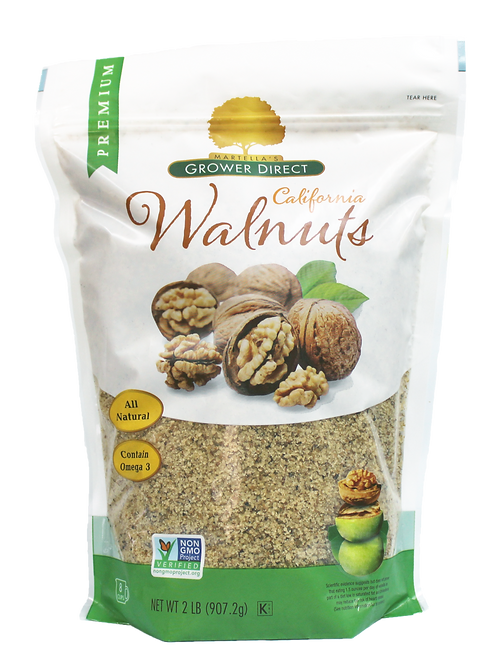 Walnut Meal— 2 lbs.