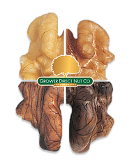 California Walnut Color Chart Grower Direct Nut
