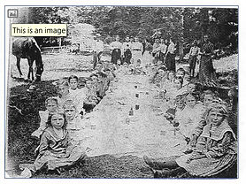 Sunday School Picnic 1902