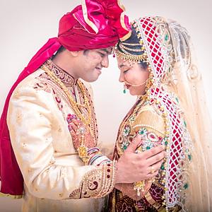 Radhika & Chirag