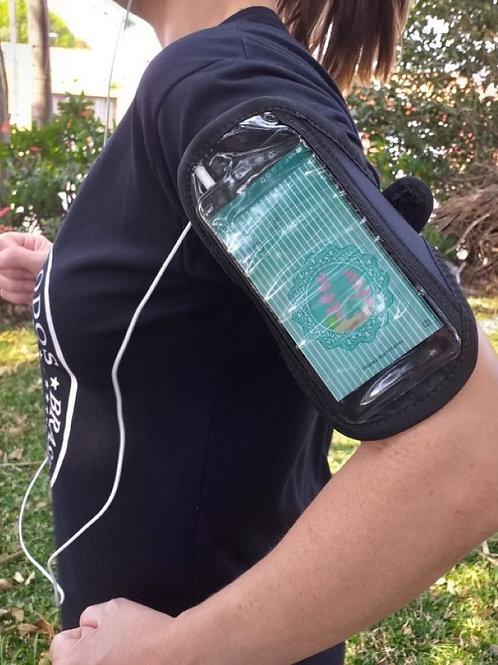 Porta celular braço para atividades