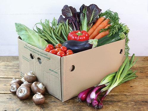 Large Veg Box Organic