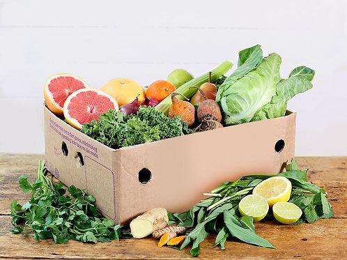 Cook's Ingredient Box, Organic