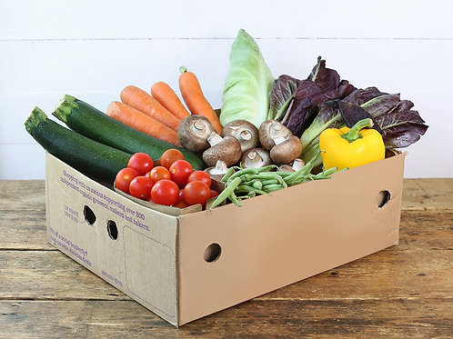 Small Veg Box Organic