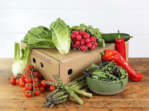 Summer Salad and Veg Box Organic