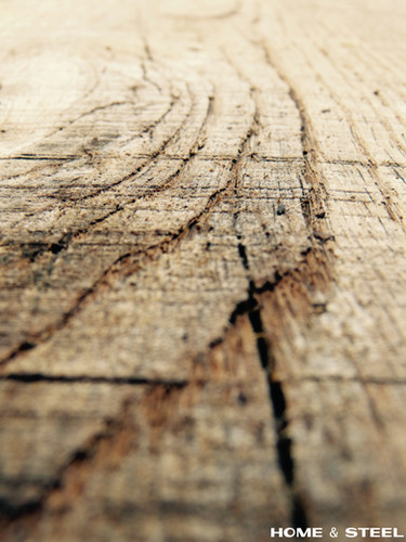 Chêne brut