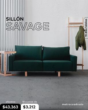 HIBERNAR - Sillón Savage