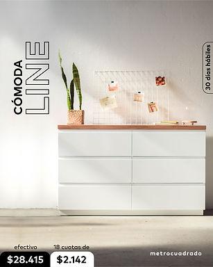 Comoda Line 1.30