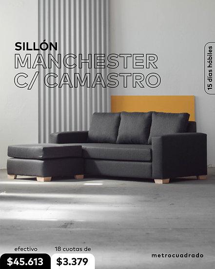 HIBERNAR - Sillón Manchester con camastro