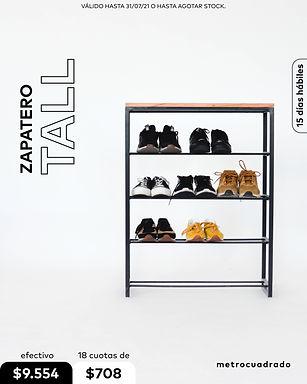 Zapatero Tall