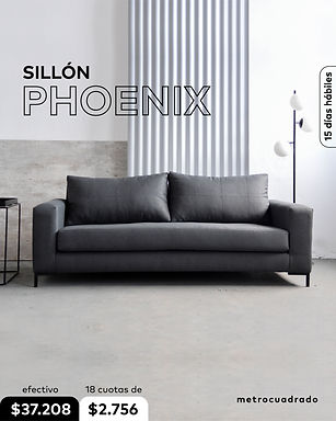HIBERNAR - Sillón Phoenix