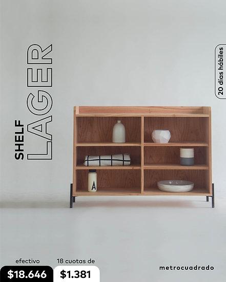 Shelf LAGER
