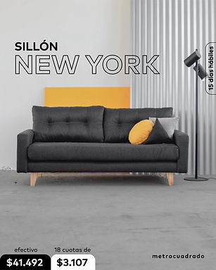 HIBERNAR - Sillón New York