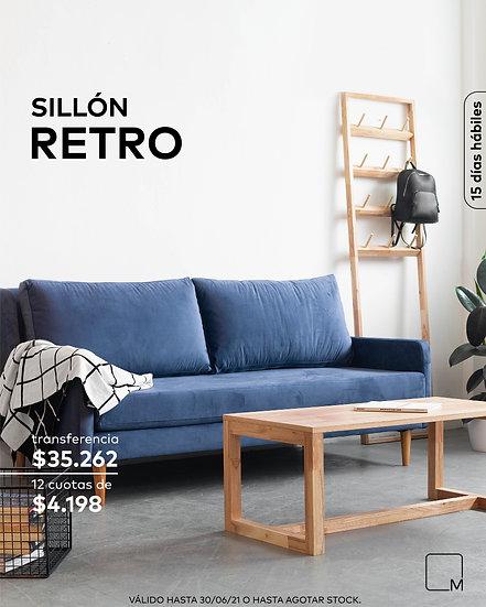 SILLONEO - Sillón Retro