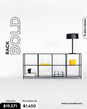 Rack BOLD