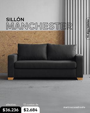 HIBERNAR - Sillón Manchester