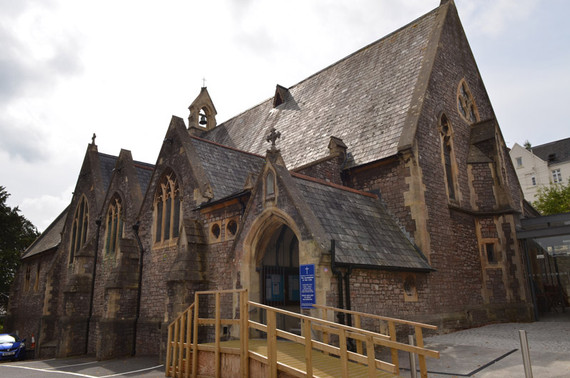Refurbishment of the Church of Assumption, Torquay