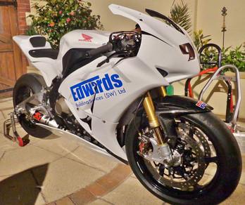 Edwards Building Services sponsors Danny Jones