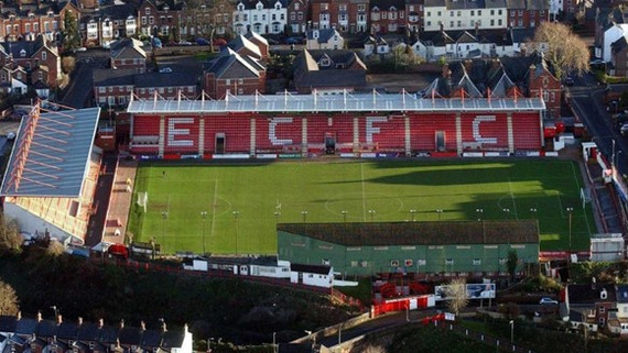 Exeter City FC - St. James Park