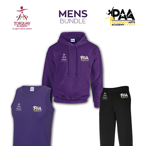 TA - PAA Mens Bundle