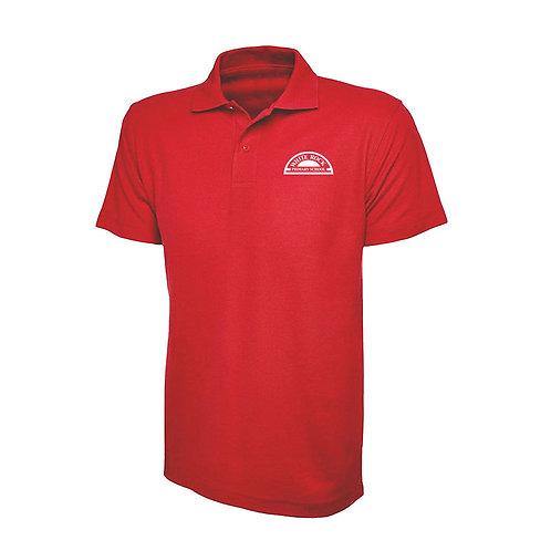 White Rock Primary Unisex Polo Shirt