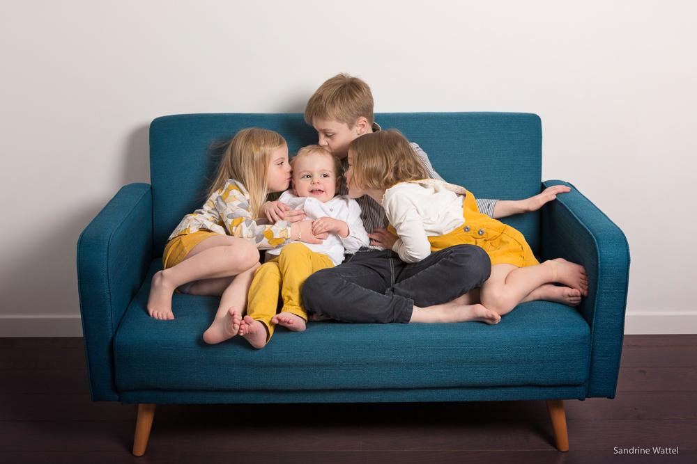 Séance photo Famille