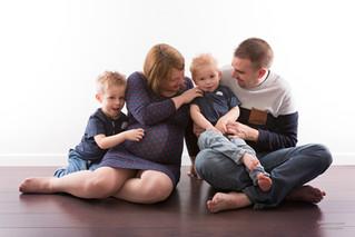 """Mini séance photo Famille """"en attendant"""" qu'elle s'agrandisse !!"""