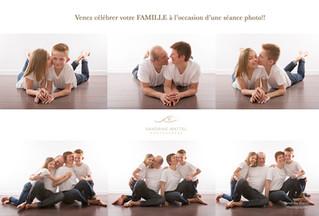 Séance photo Famille par Sandrine Wattel, secteurs Cambrai, Lille , Arras.