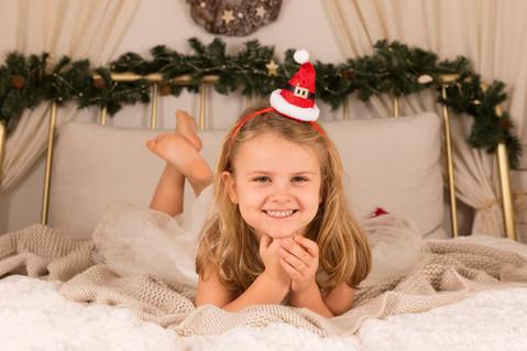 Séance photo Noël