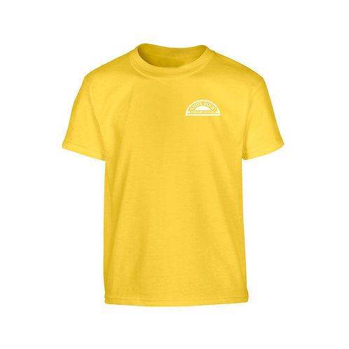 White Rock Primary House Colour T-Shirt [WHITLEY]