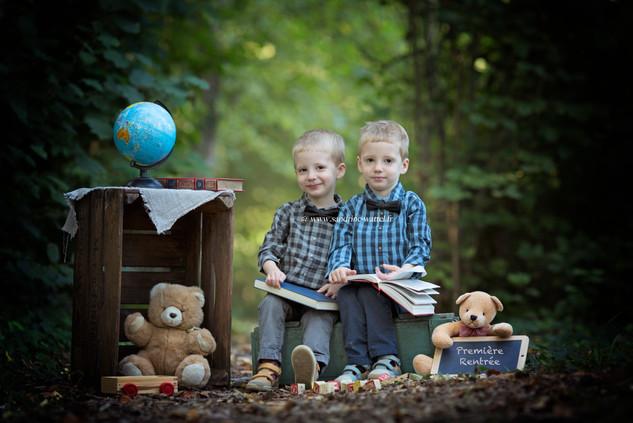 Phoptographe Enfant-Famille