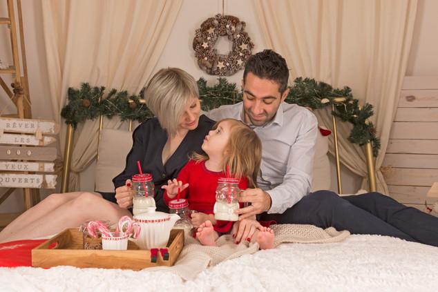 Séance photo de Noël 2020 Cambrai