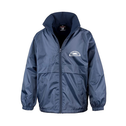 White Rock Primary Fleece-Lined Jacket