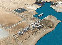 port said tank farm dredging
