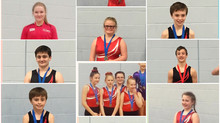 Our medalist from the recent south west team qualifiers 19th march