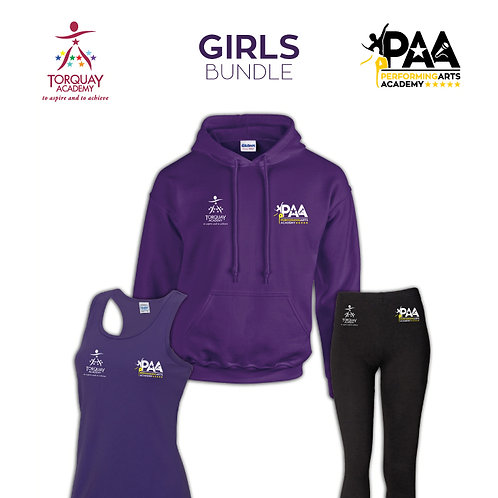 TA - PAA Kids Girls Bundle