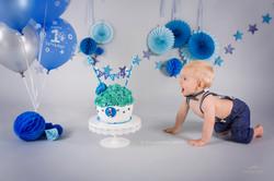 Séance Smash the cake