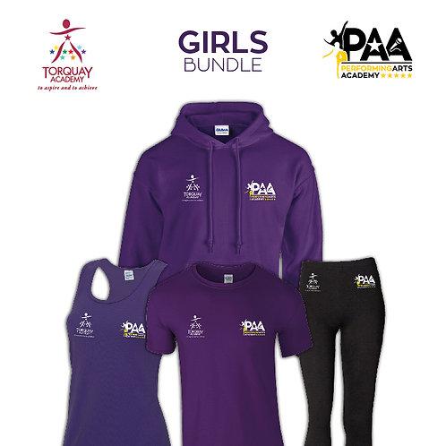 TA - PAA Kids Girls Bundle