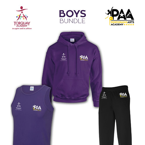 TA - PAA Kids Boys Bundle