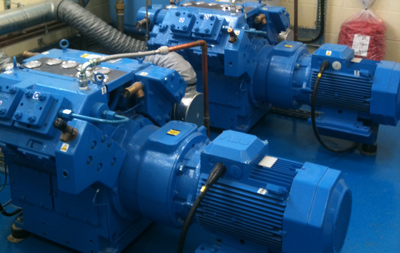 Maintenance of High/Low Pressure Air and Gas Compressors