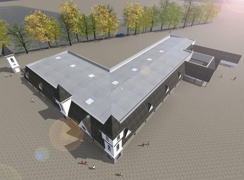 Trago Mills Build Centre